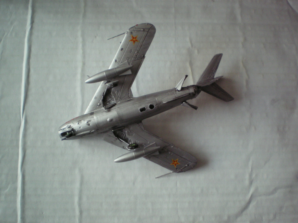 [Airfix] Mig 17F / Mongolie 1966 / FINI Imgp0666