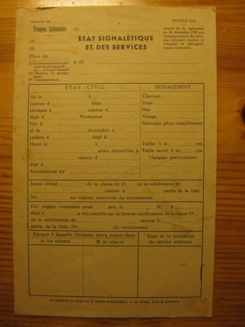 CERTIFICAT DE BONNE CONDUITE 7éme R.I.C. // 1919 ESC - NOV 1// PRIX BAISSE// VENDU! Img_0016