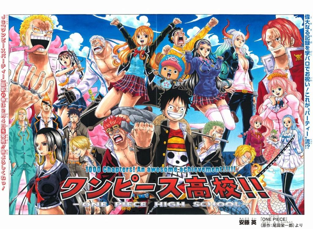 Feier zum 1000. Kapitel One Piece Eq0yla10