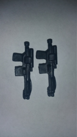 Help identifying solid black imperial blaster 20181015