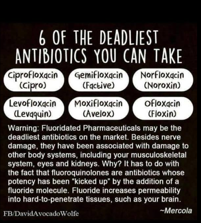 Dr. Joseph Mercola - 6 Of The Most Deadliest Antibiotics! Screen11