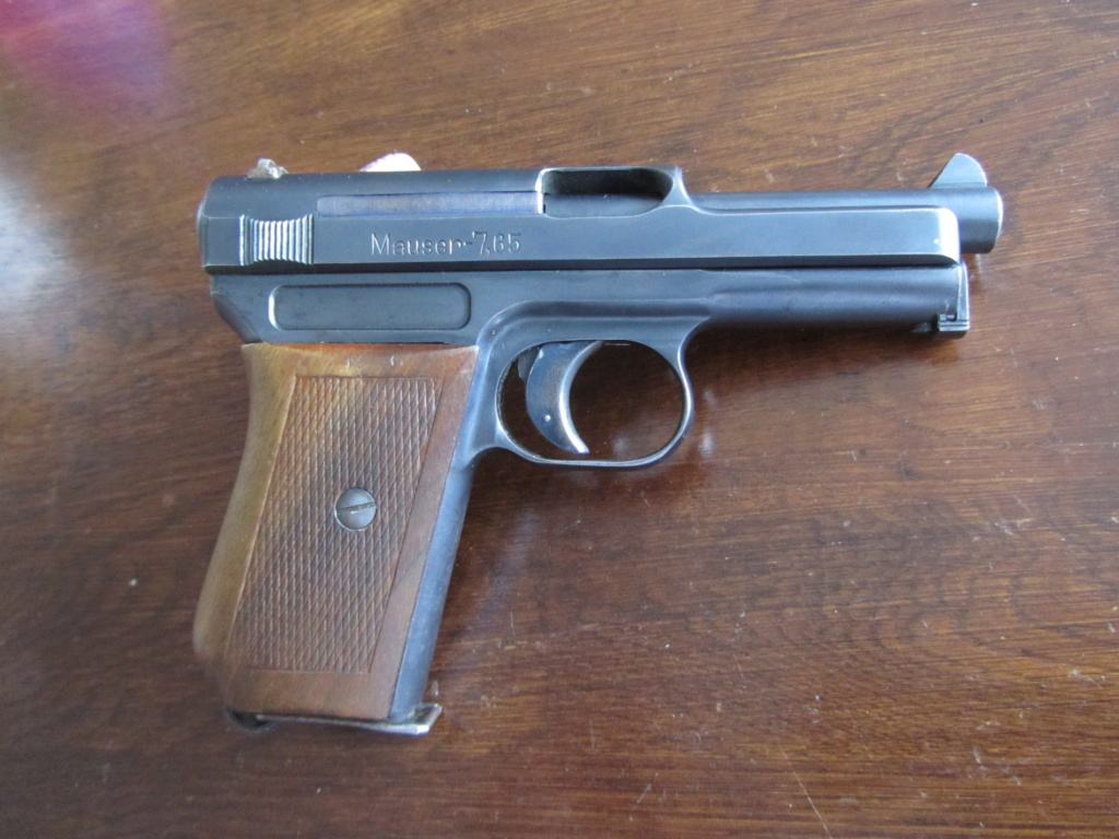 Mauser 1910 / 1914 Img_2410