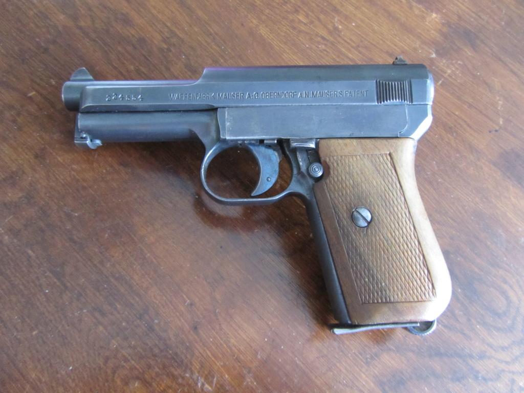 Mauser 1910 / 1914 Img_2411