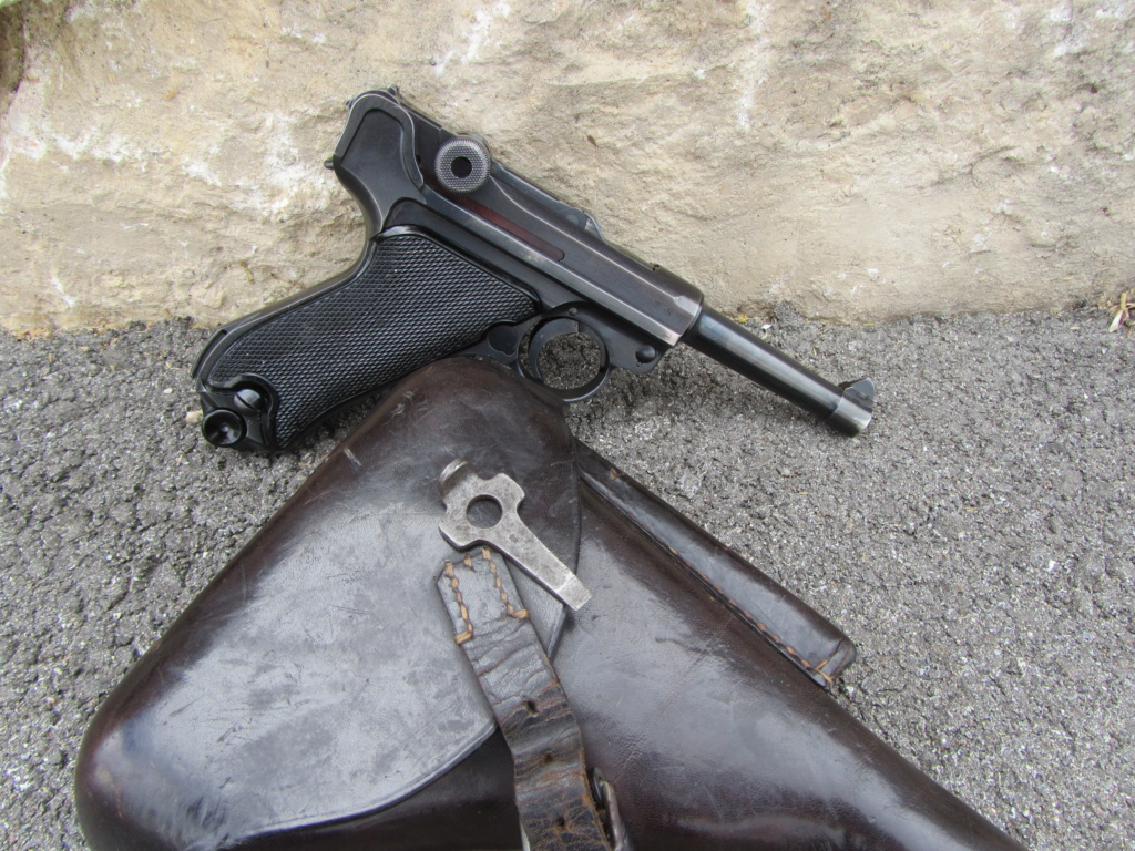 Luger P08 Mauser 1942 Img_2523