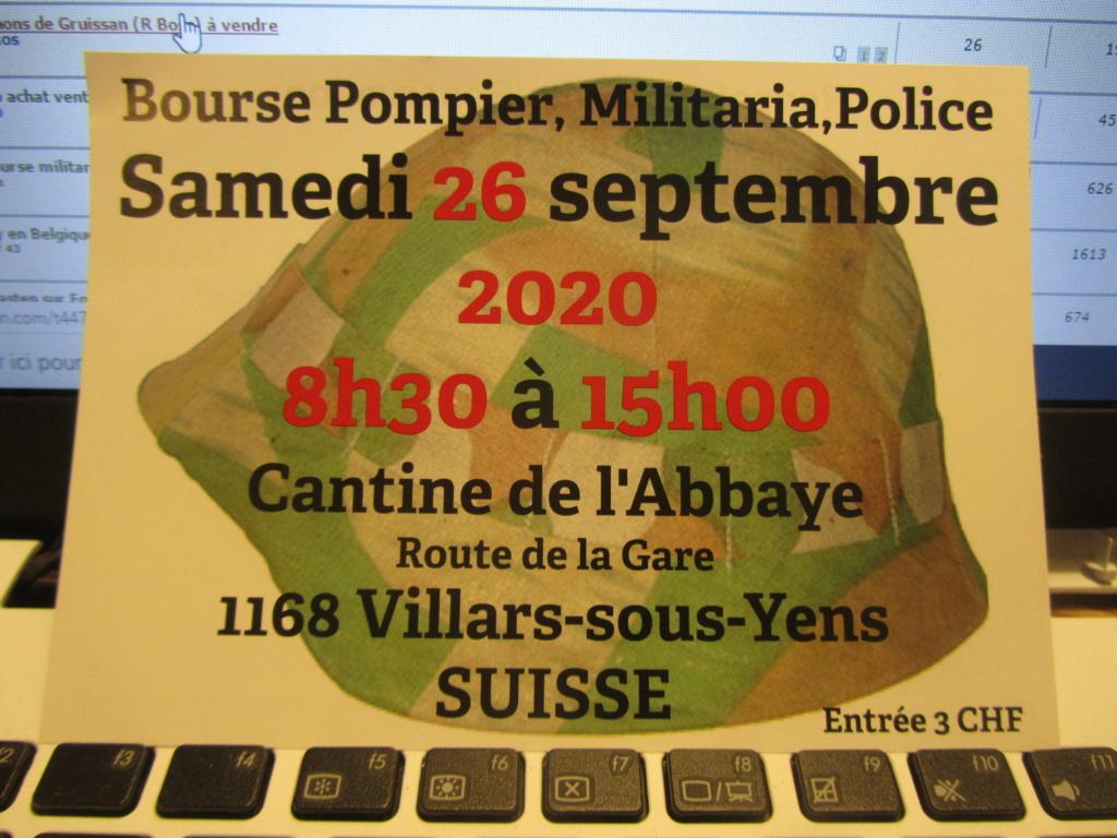 26.09.2020 Bourse Militaria de Villars-sous-Yens Img_3811