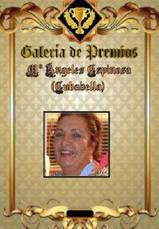Premios de María Ángeles Espinosa (cubabella) Angele13