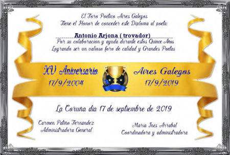 POEMAS DESTACADOS DE OCTUBRE 2018 Antoni15