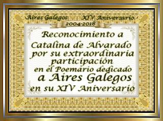 Premios de:Catalina de Alvarado Catali14