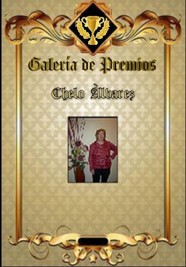 Premios de Chelo Álvarez Chelo_11