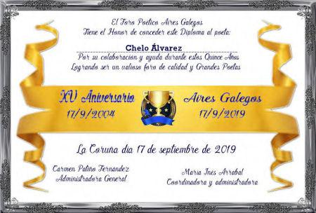 Premios de Chelo Álvarez Chelo_12