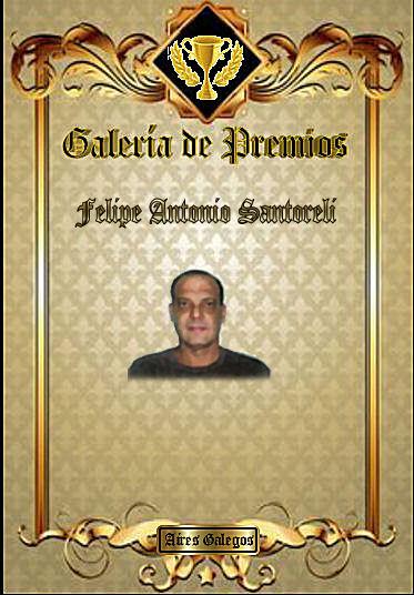 PREMIOS DE FELIPE ANTONO SANTORELLI Felipe19