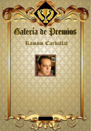 Premios de:Ramón Carballal Galerz12