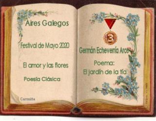 Premios de Germán Echeverría Aros  Germze13