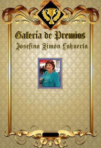 Premios de Josefina Lahuerta Josefi17