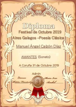 PREMIACIÓN DEL FESTIVAL DE OCTUBRE 2019 Manuel16