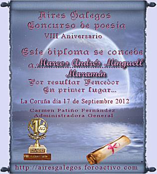Premios de Marcos Andrés Miguel-maramin Marami11
