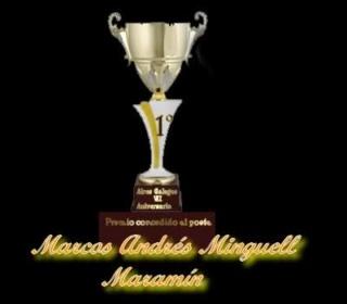 Premios de Marcos Andrés Miguel-maramin Marami13