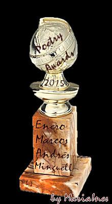 Premios de Marcos Andrés Miguel-maramin Marami14