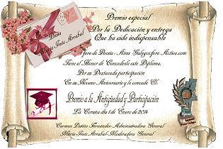 Premios de María Inés Arrabal Mariai10