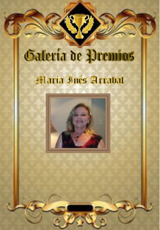 Premios de María Inés Arrabal Marzya14
