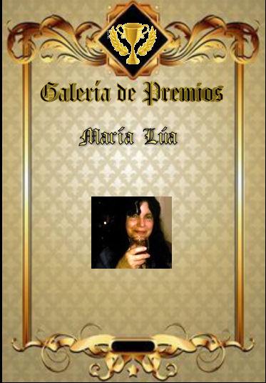 Premios de: María Lúa Marzya15