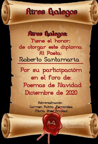 Premios de Roberto Santamaría Pergam16