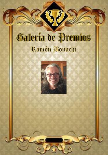 Premios de: Ramón Bonachi Ramzn_11