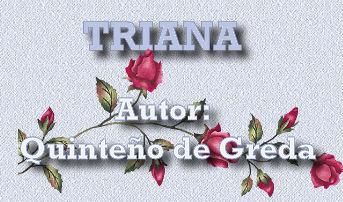 Triana, romance. Titulo36
