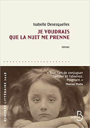Je voudrais que la vie me prenne - Isabelle Desequelles 41o1pj10