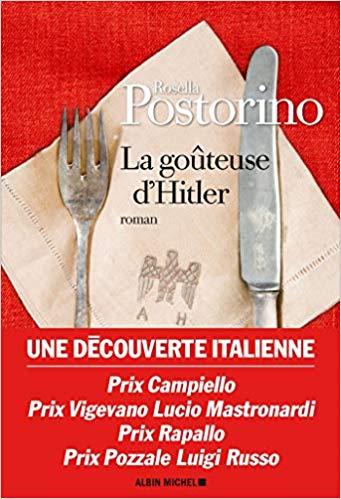 La goûteuse d'Hitler - Rosella Postorino 51x25v10