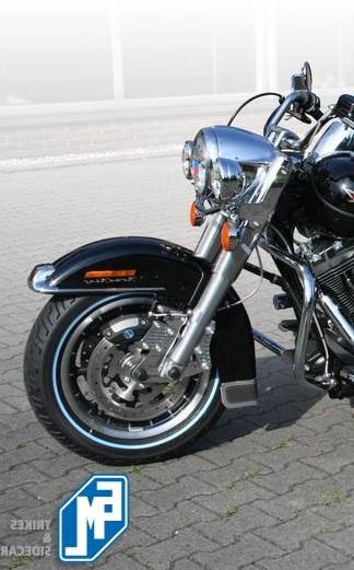 Freinage Avant Trike EML/Harley Eml1210