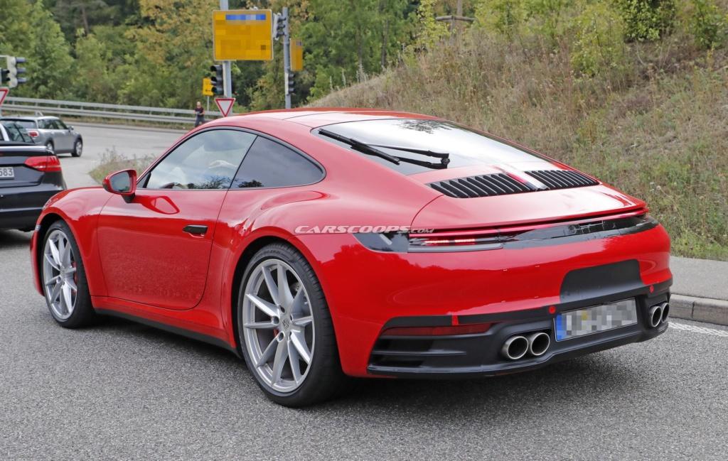 Porsche 992 photos 1009ce10