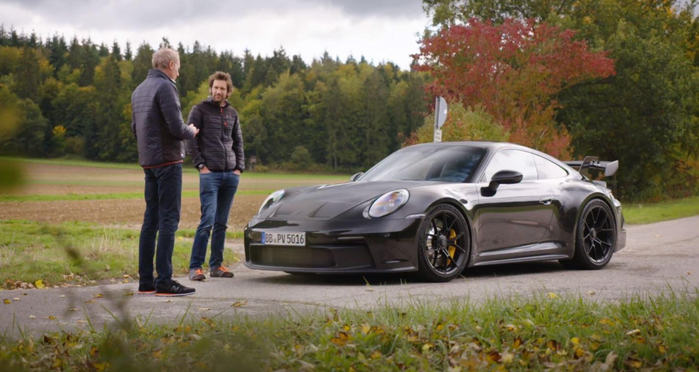 Porsche 992 GT3   2021 1113