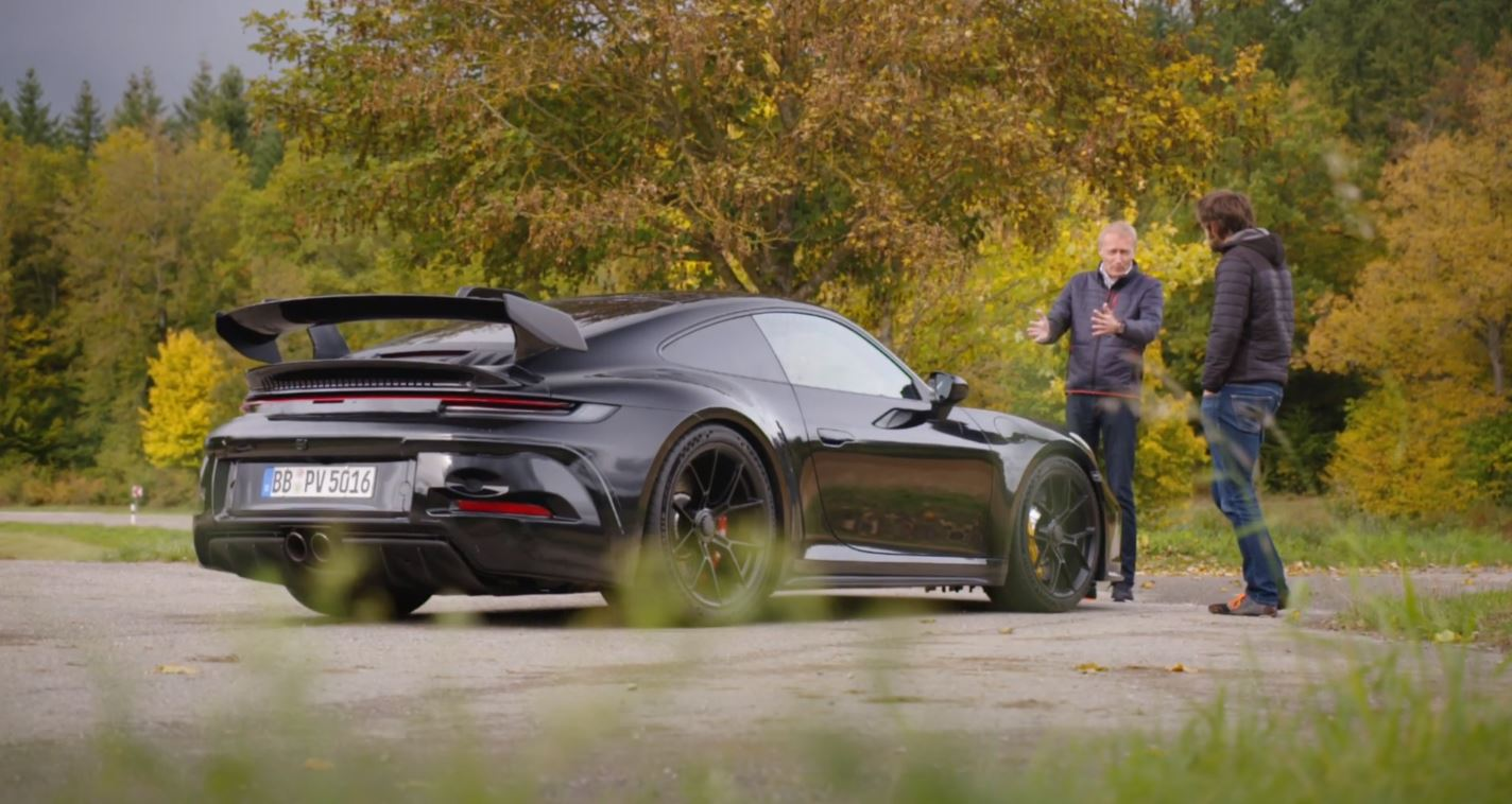 Porsche 992 GT3   2021 1212