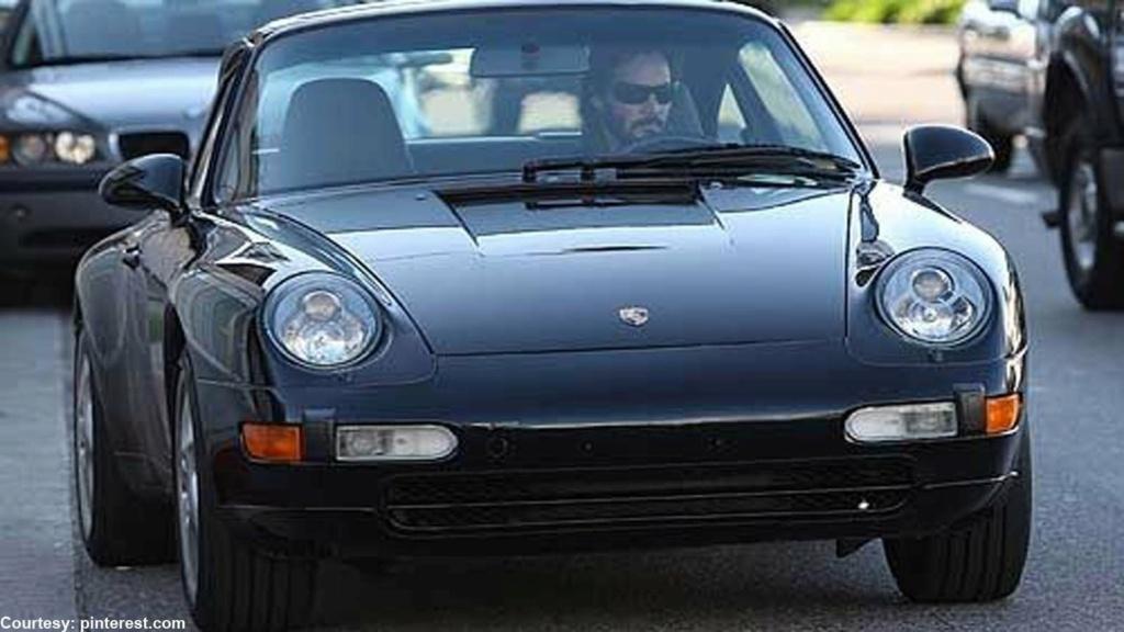 Les célébrités et leur Porsche 17846710