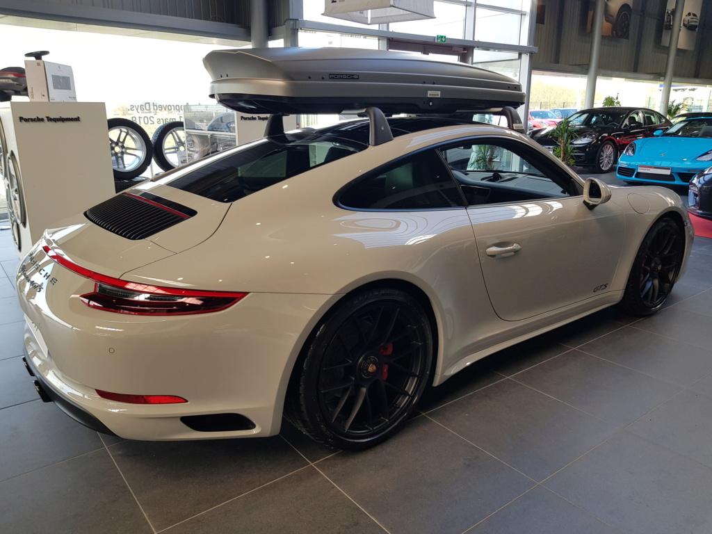 Départ en vacances en Porsche 20180310
