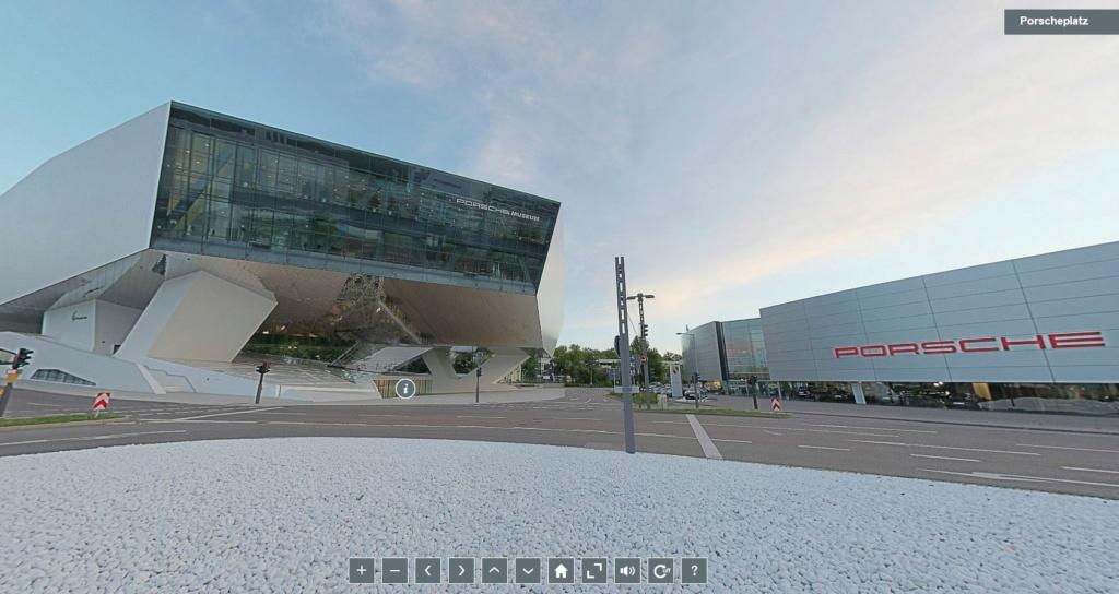 Visite virtuelle du musée Porsche 2020-012