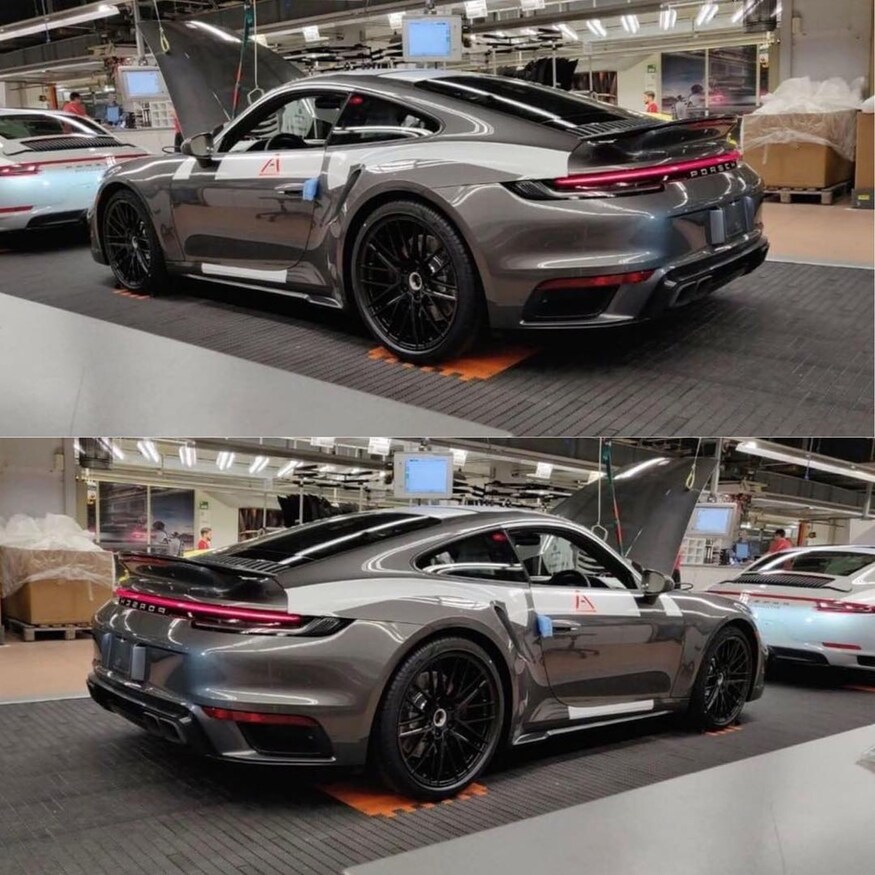 Porsche 992 turbo 2020-p10