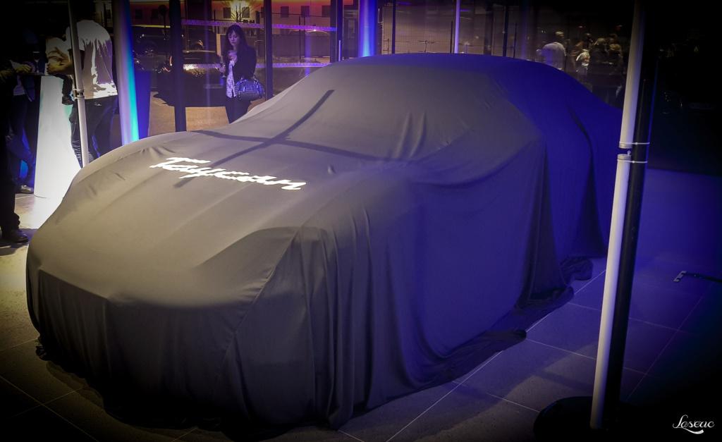 Présentation Porsche Taycan 20200213