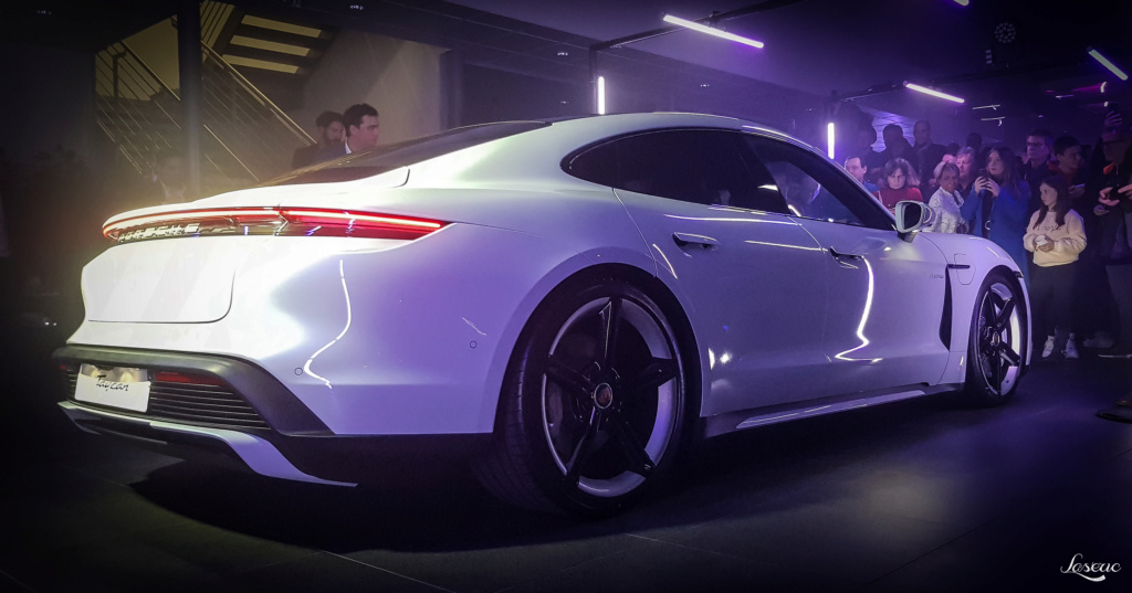 Présentation Porsche Taycan 20200214