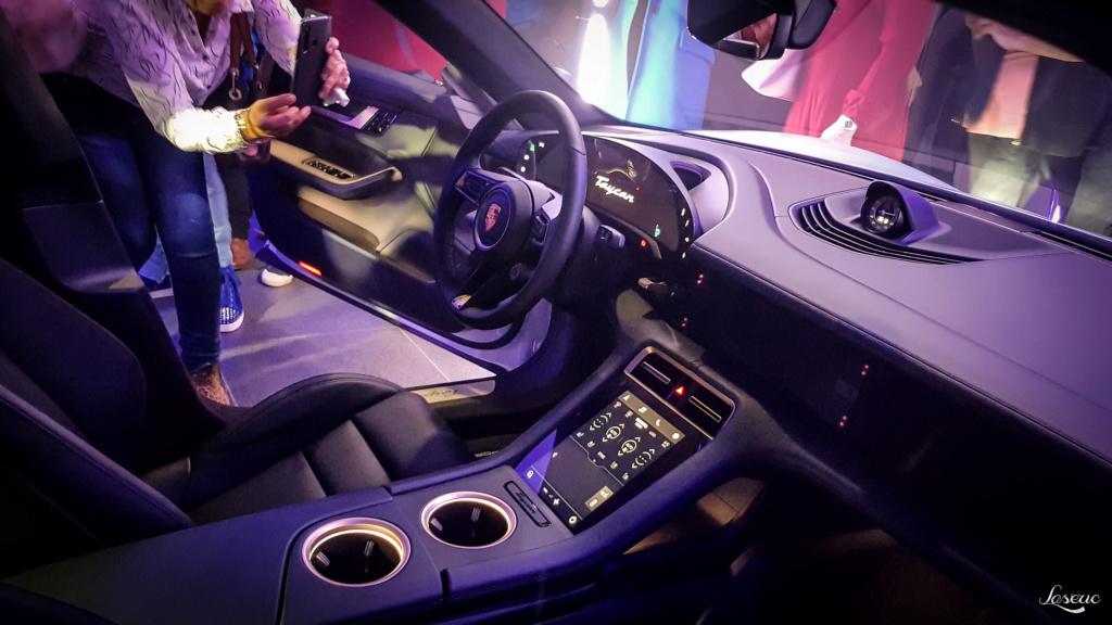 Présentation Porsche Taycan 20200215