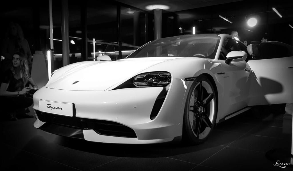Présentation Porsche Taycan 20200216