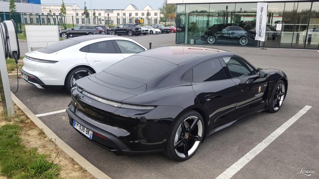 Essai Porsche Taycan 20200613