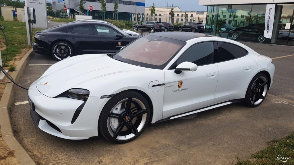Essai Porsche Taycan 20200615