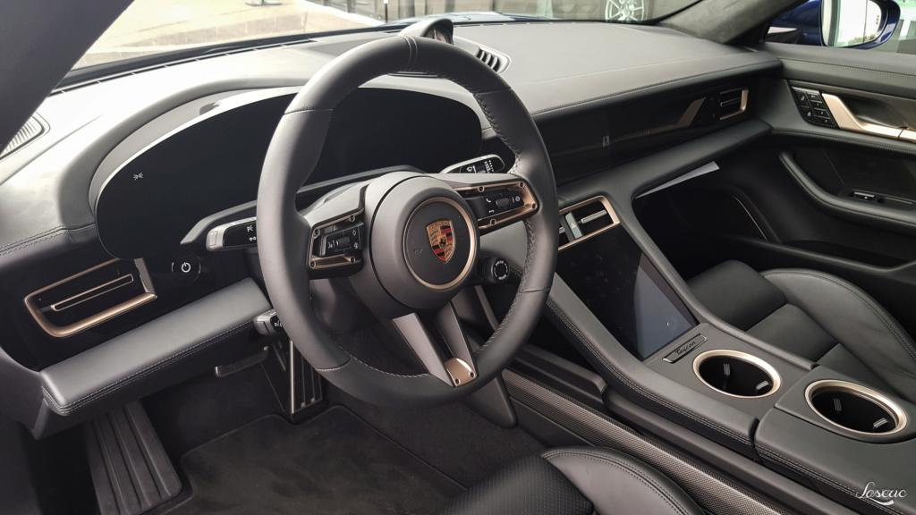 Essai Porsche Taycan 20200620