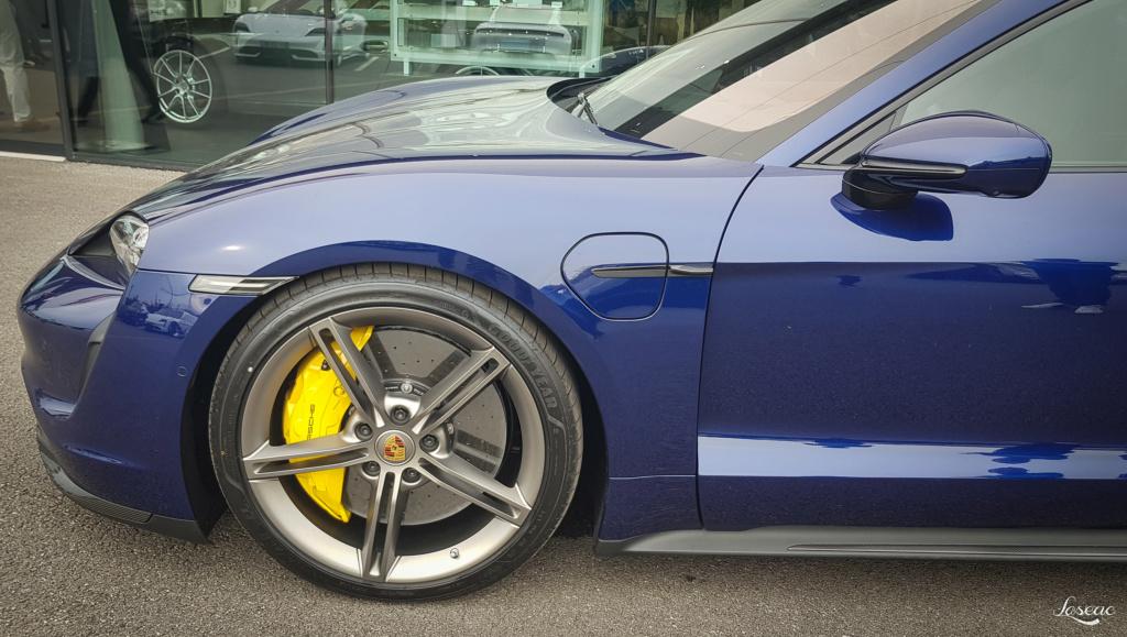 Essai Porsche Taycan 20200621