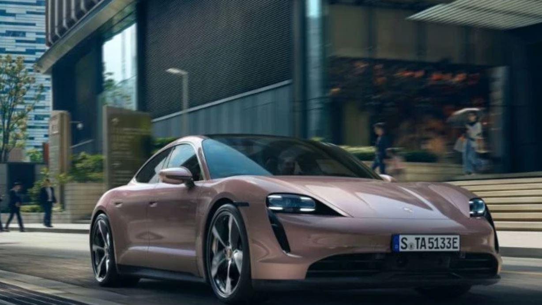 Porsche Taycan à moins de 90000 € 2021-010