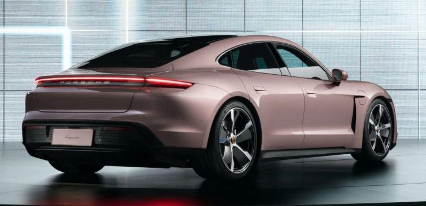 Porsche Taycan à moins de 90000 € 2021-012
