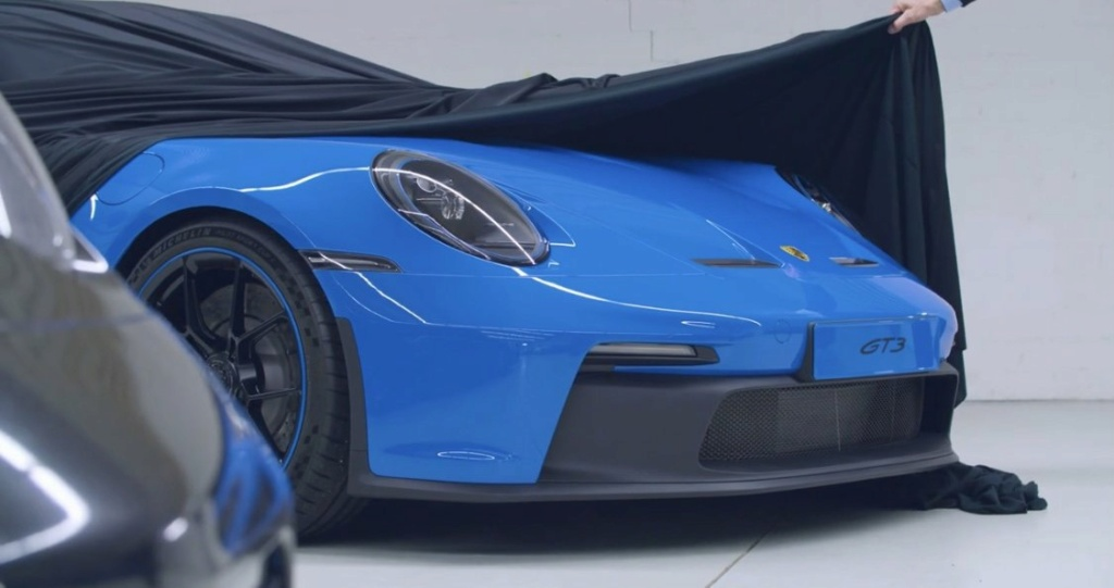 Porsche 992 GT3   2021 23a9fe10