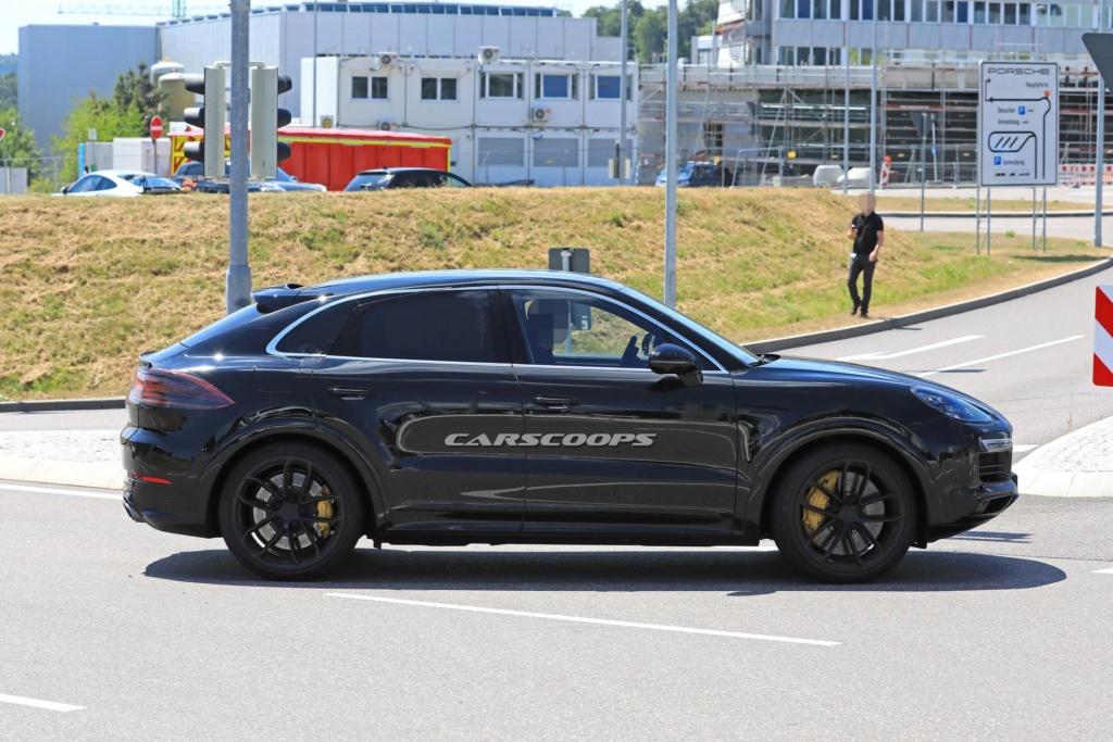 Porsche Cayenne coupé 2019 2b8eeb10